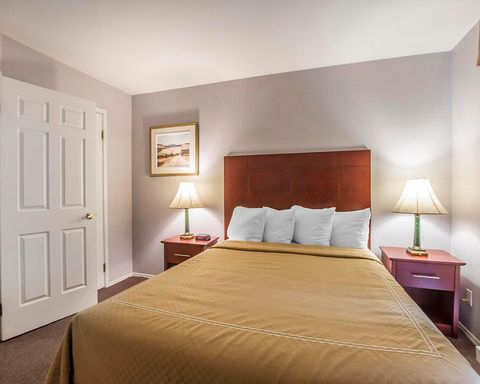 Quality Suites Mont-Sainte-Anne