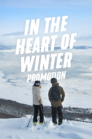 In the heart of winter